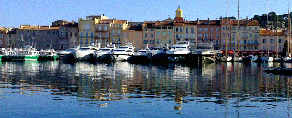discover the famous port of Saint Tropez with a personal tour guide